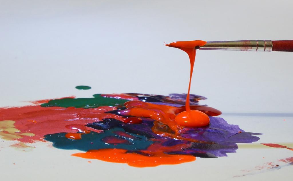 02 Pinceladas de colores