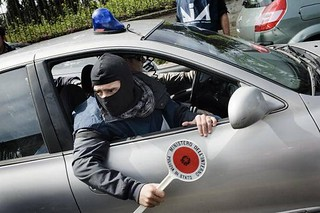blitz polizia dia