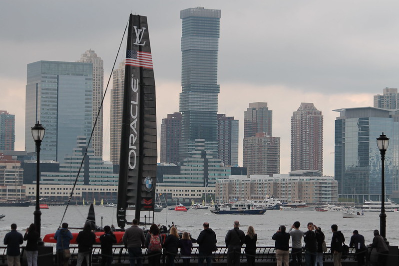 America's Cup Saturday May 7, 2016