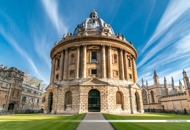 Oxford Radcliffe Camera