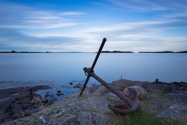 The Anchor and the Sea