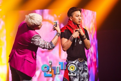 Big Bang - SBS Inkigayo - 10may2015 - SBS - 41