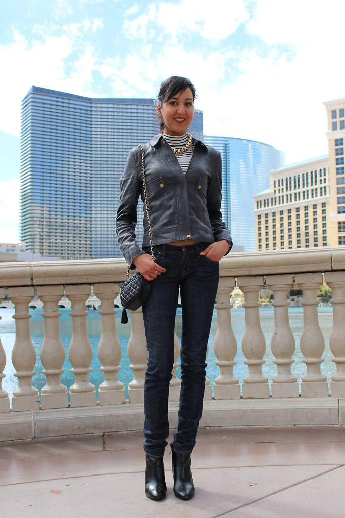 What I Wore In Vegas 5