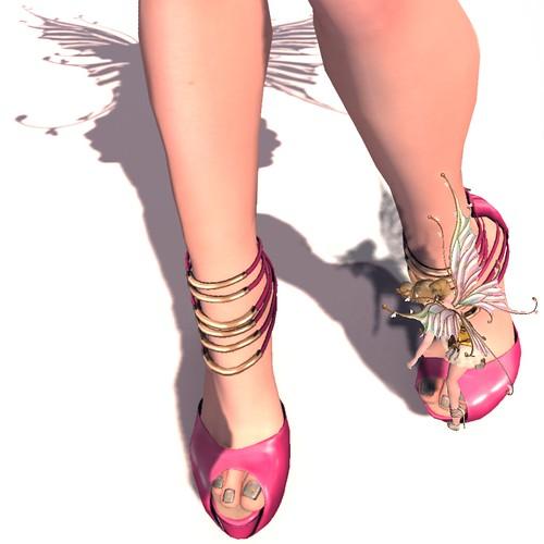 21 Shoe: YS & YS