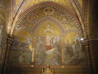 Image de Eglise Saint-Matthias près de Budapest. hungary budapest hungría