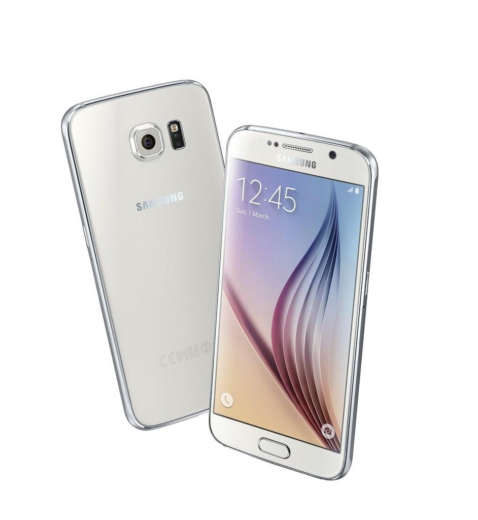 Galaxy S6 _Combination_White Pearl