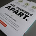 "SXSW Interactive 2015 Back Cover Ad – ""Set Yourself Apart"" by Jeffrey"
