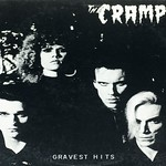 "CRAMPS GRAVEST HITS IRS SP-70501 12"" LP VINYL"