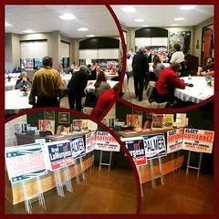 The Irving Candidates Reception is underway! #CityElection #2015 #ValleyRanch #IrvingTX