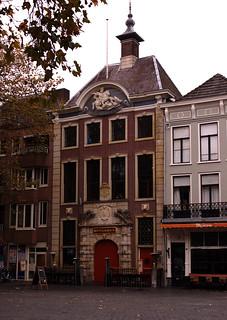 Breda, Noord-Brabant, Grote markt, vleeshal