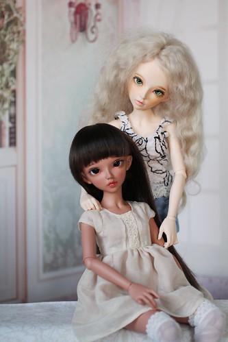 MNF Chloe & Seline