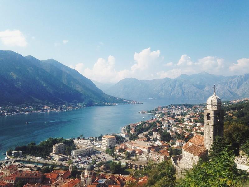 detour to montenegro