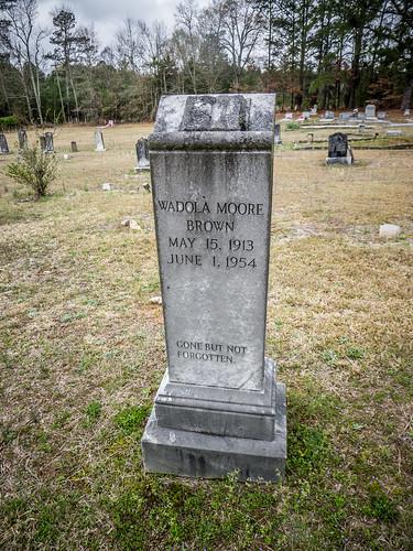 Wadola Moore Brown