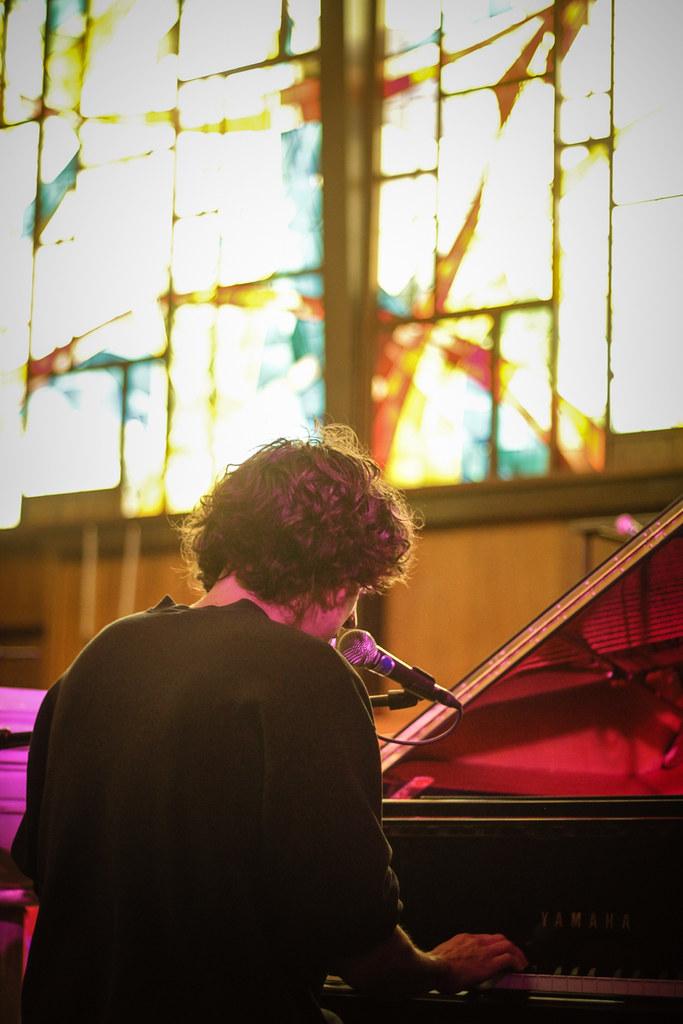 Tobias Jesso Jr. | Central presbyterian | SXSW | 3.20.15