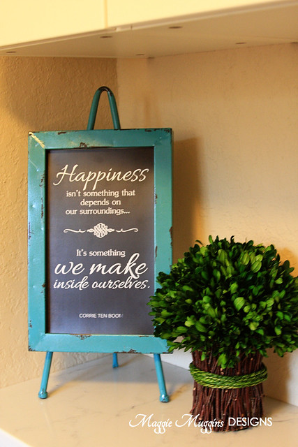 Happiness Chalkboard Printable