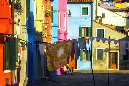 Burano multicolor