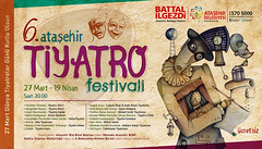 6. Ataşehir Tiyatro Festivali