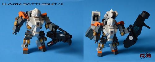 H.ARM Battlesuit 2.0