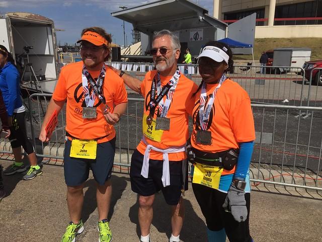Gusher marathon 2015