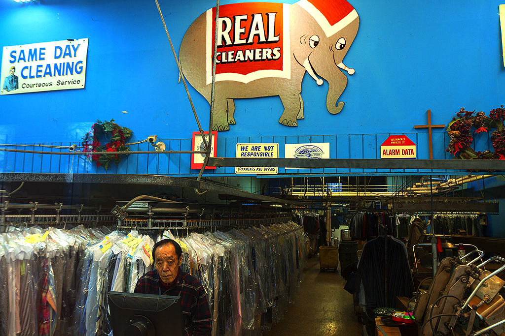 Dry-cleaner--Anacostia