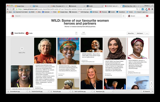 WILD: Some of our favourite women heroes and partners