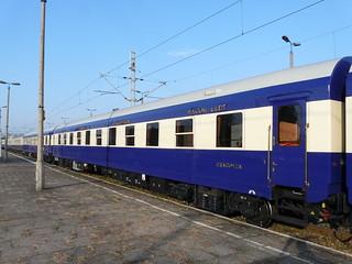 Danube Express train (Oswiecim, 04.09.2008)   (1)