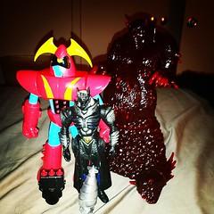 #ProjectVulkira #Sentai #GeekLife #sofubi #AlteredBeast #kickstarter #Vinyl #import #japanese #ToyGameTedDiBase