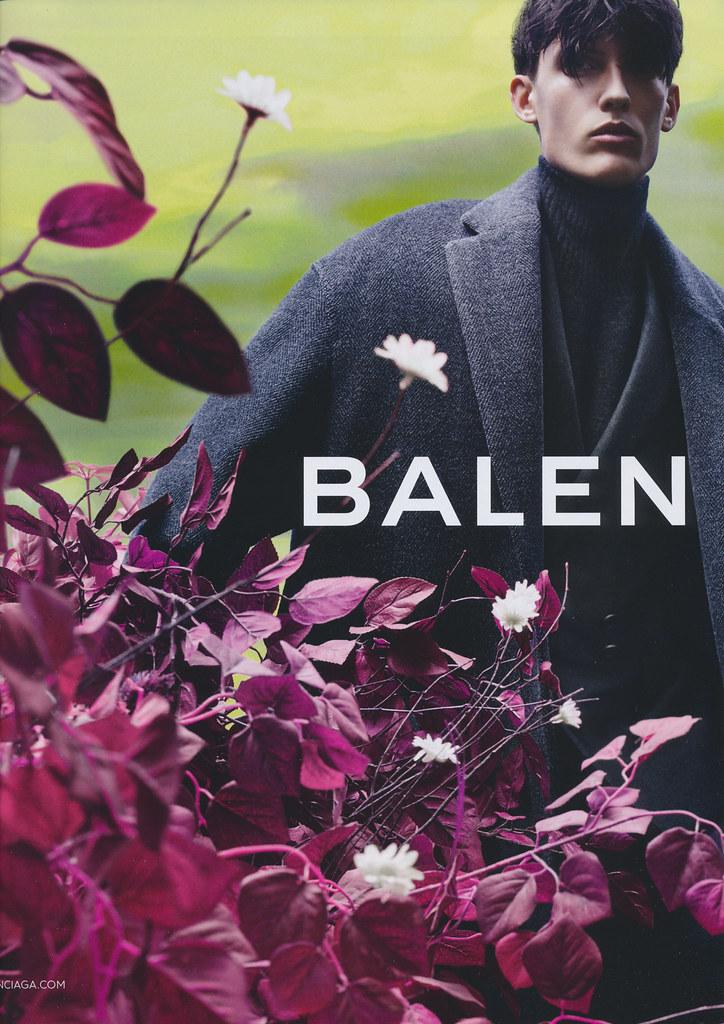 Dzhovani Gospodinov0005_Balenciaga Menswear FW 14-15(SENSE 2014_10)