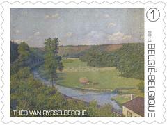 08 Théo Van Rysselberghe zTIMBRE 1