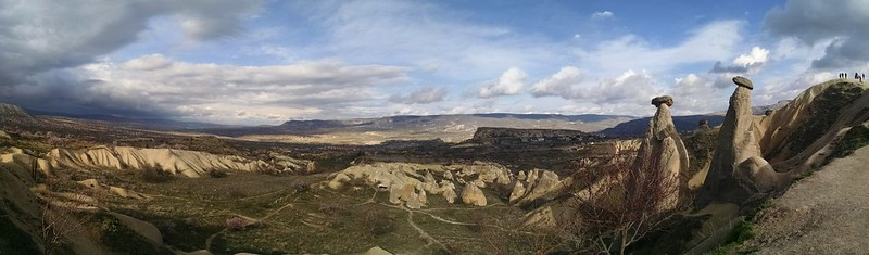 Three Sisters in Göreme (Cappadocia)