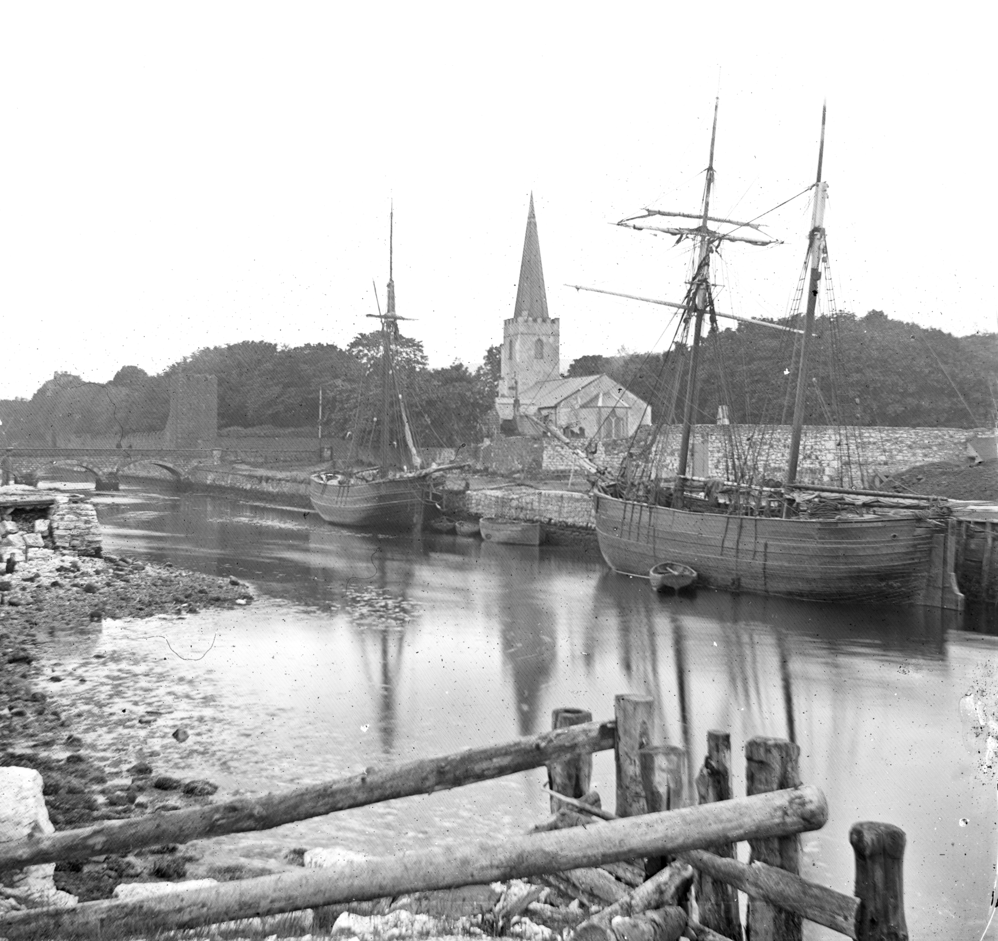 Glenarm, Co. Antrim.