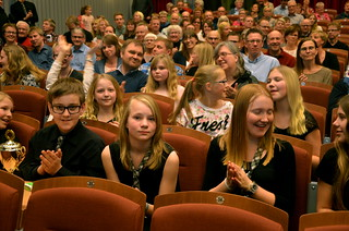 Avslutningskonsert i Gislaveds Konsertsal