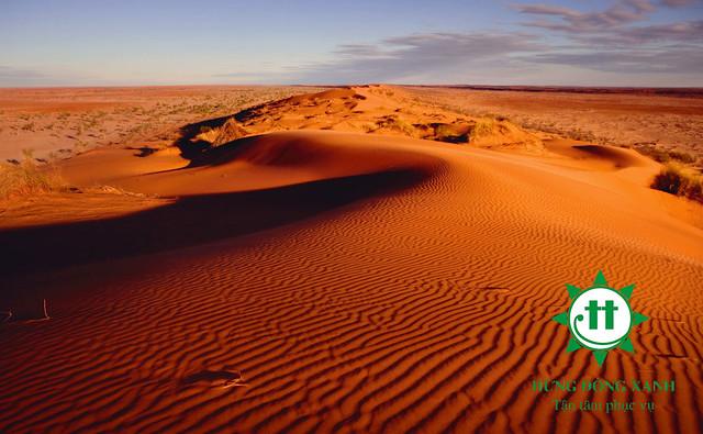 sa mạc nước úc