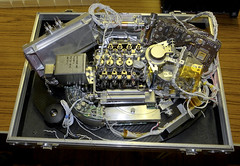 Beagle 2 replica of Instruments