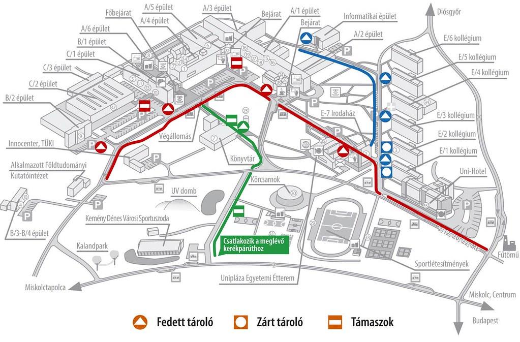 miskolci egyetem térkép térkép | Miskolci Egyetem | Flickr