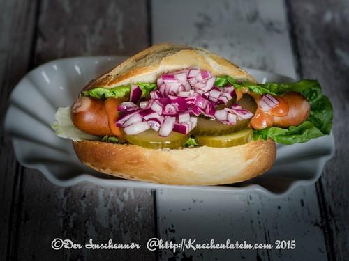 Hot Dog - Auf die Hand