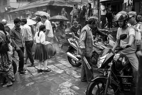 Street, Kathmandu Nepal