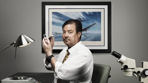 D. Brent Pogue