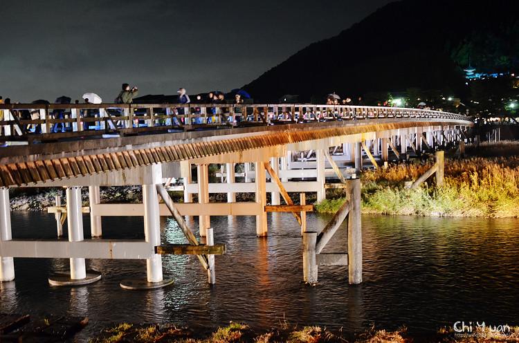 嵐山花燈路─渡月橋04.jpg