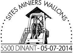 14 SITES MINIERS WALLONS Dinant