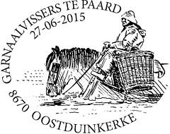 12 Pêcheurs de crevettes Oostduinkerke