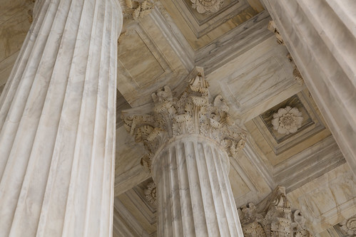 United States Supreme Court Building Columns II