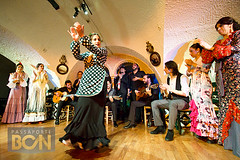 flamenco em barcelona, Tablao Flamenco Cordobés