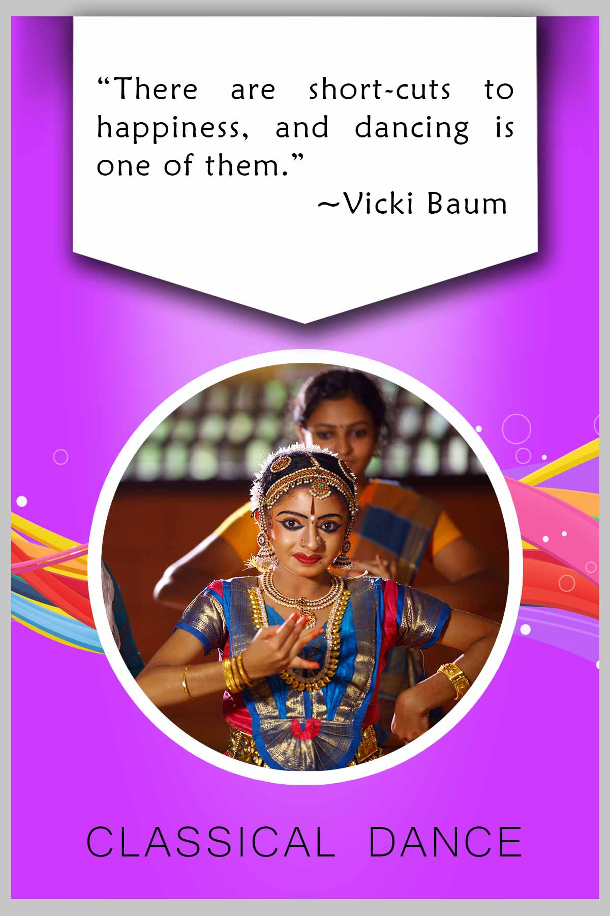 Classical-Dance by MCBS KalaGramam