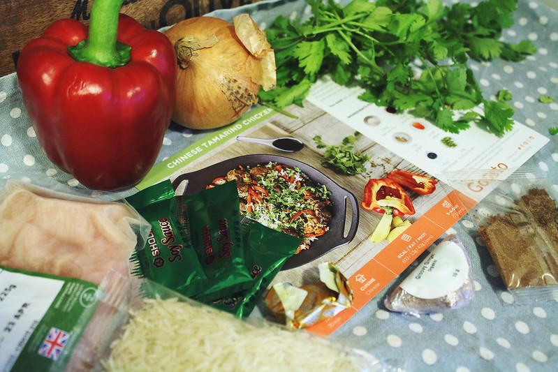 Gousto Box Chicken Tamarind Stirfry 1