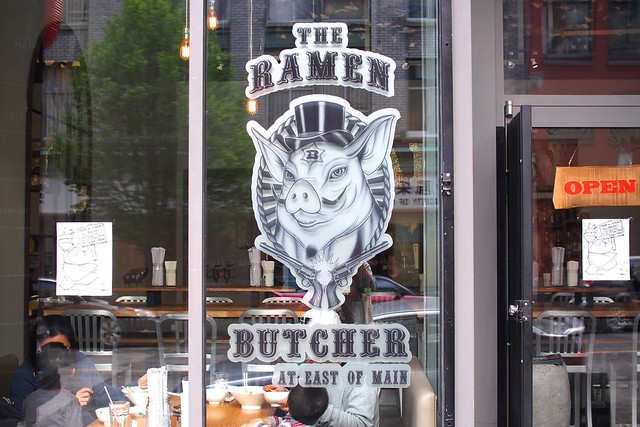 The Ramen Butcher | Vancouver Chinatown