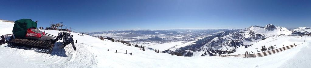 Panorama from the Peak