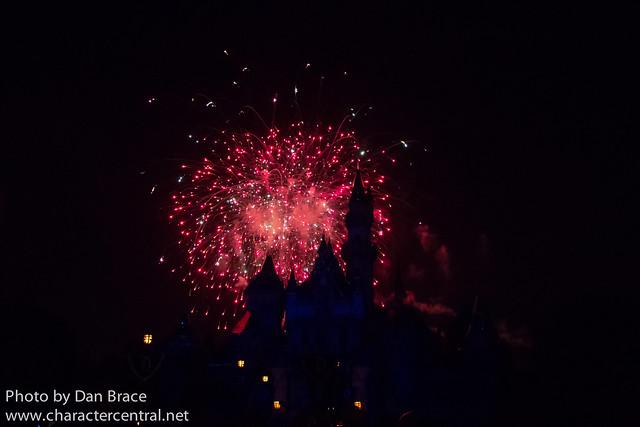 Fantasy in the Sky Fireworks
