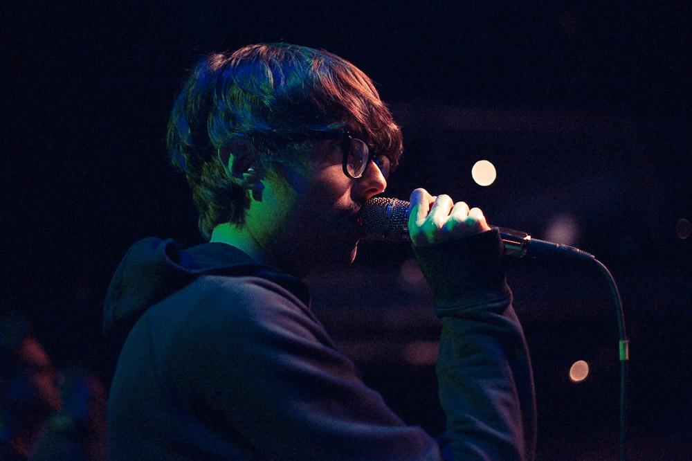 BTS: Joywave @ Terminal 5, NYC 09/04/15