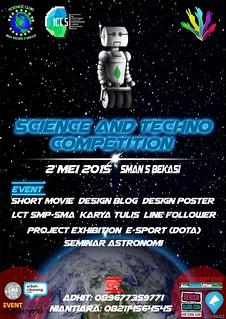 ShortFilmComp SMA 5 Bekasi 2015 jpeg